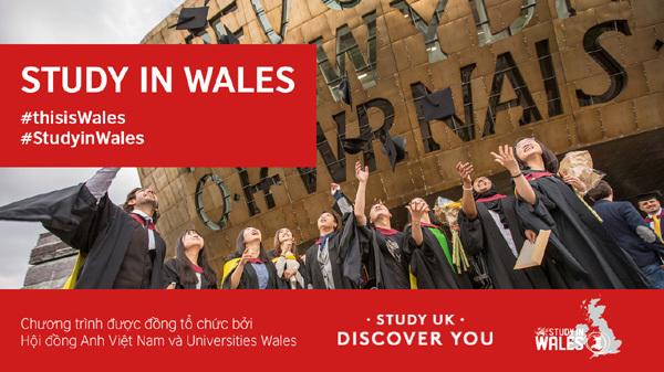 Xứ Wales - điểm đến hấp dẫn du học sinh ở Vương quốc Anh