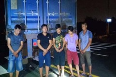 Nhóm trộm hàng container ngã giá 'chung chi' khi bị bắt