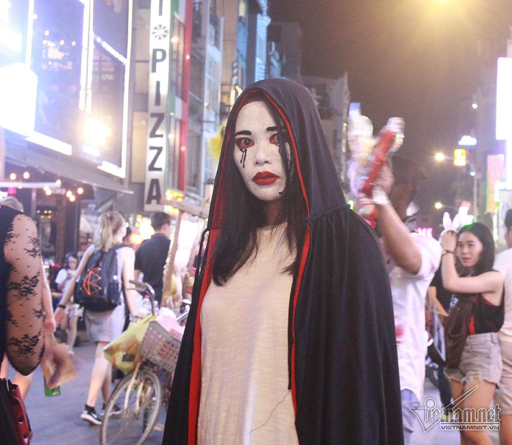 Sài Gòn,Vui Chơi,Ngày Halloween,Lễ Hội Hóa Trang