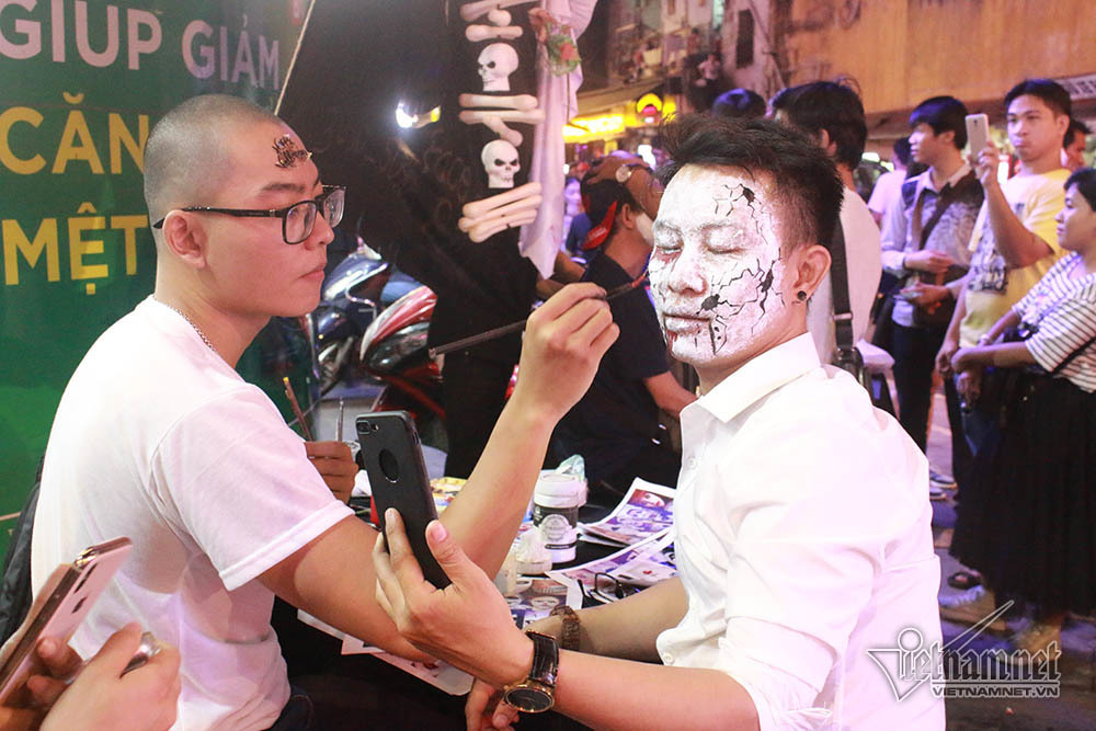 Những địa điểm vui chơi ở Sài Gòn dịp Halloween