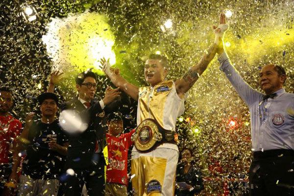 WBA champion Hoang gunning for more success