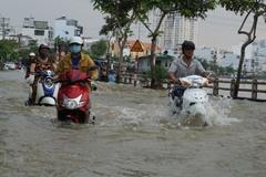 HCM City prepares for high tide flooding