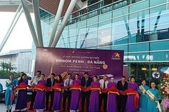 Angkor Air launches Phnom Penh-Danang flight service