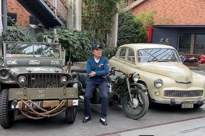 Dân chơi sưu tầm 20 xe cổ điển trong 10 năm