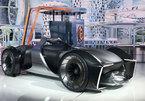 Hình dáng không tưởng của ô tô của tương lai lần đầu ra mắt