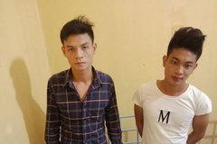 Hai kẻ nghiện chuyên 'bám đuôi' phụ nữ ở Vĩnh Phúc