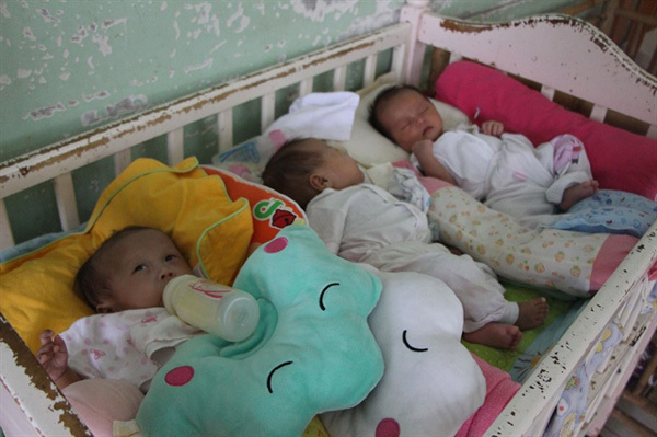 A man brings life to orphans and abandoned children in HCM City