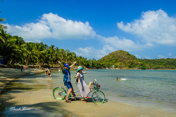 Explore Pirate Island in Kien Giang