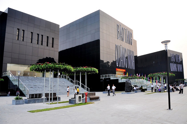 Loạt công trình kiến trúc 'có một không hai' ở thiên đường du lịch Quảng Ninh
