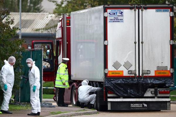 Đại sứ Anh tại VN thảo luận với Bộ Công an về thảm kịch 39 người chết
