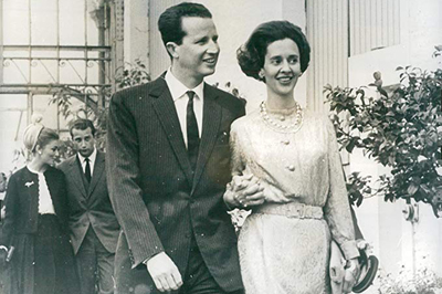Vị vua yêu nữ y tá xinh đẹp đến cuối đời dù không có con nối dõi