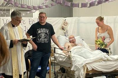 Người đàn ông qua đời sau đám cưới 7 giờ vì ung thư