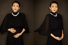 Chương Tử Di xác nhận mang thai lần 2 ở tuổi 40