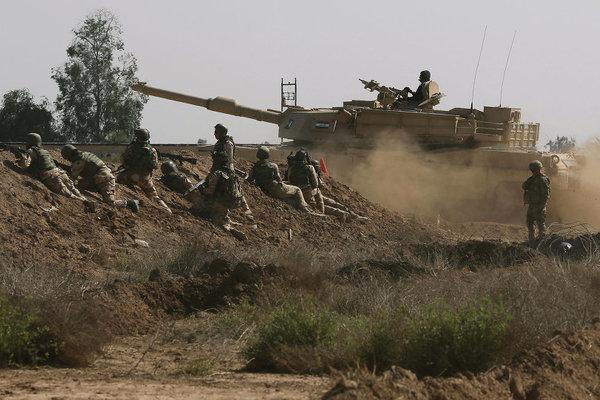 Tên lửa bắn vào căn cứ quân sự Mỹ tại Iraq