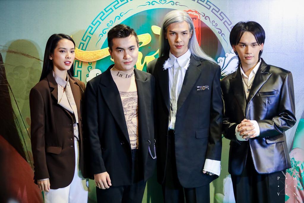 Nguyễn Trần Trung Quân đóng cảnh nóng đồng tính trong MV cổ trang