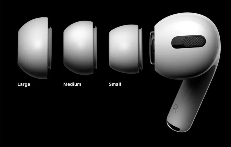 Apple bất ngờ ra mắt AirPods Pro, thiết kế và nhiều tính năng mới