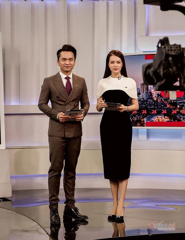 Lý do Á hậu Việt Nam 2008 mặc kín đáo khi lên hình