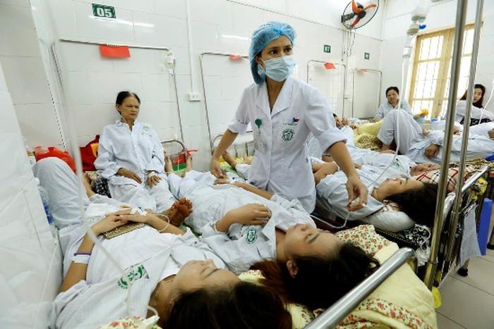 Hanoi battling disease outbreak