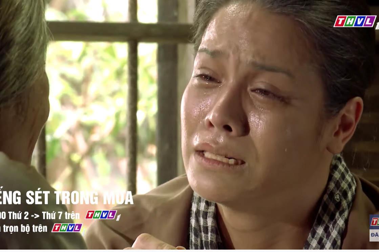 'Tiếng sét trong mưa' tập 50 Thị Bình đau đớn khi biết tin Phượng có thai với anh trai