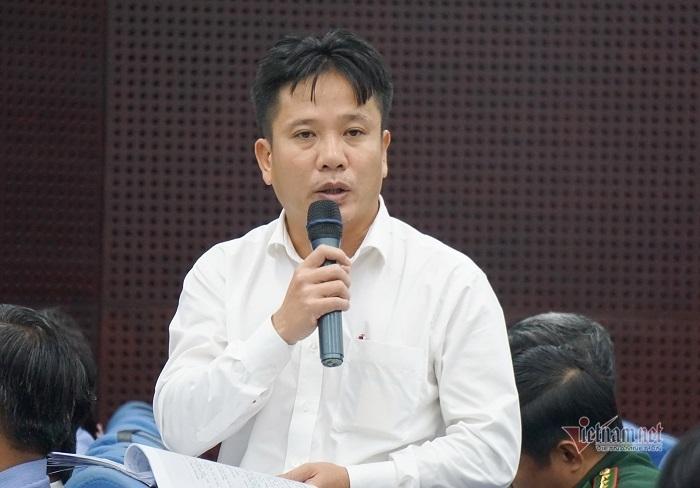 Đà Nẵng di dời dân trong công trình sai phạm của Mường Thanh