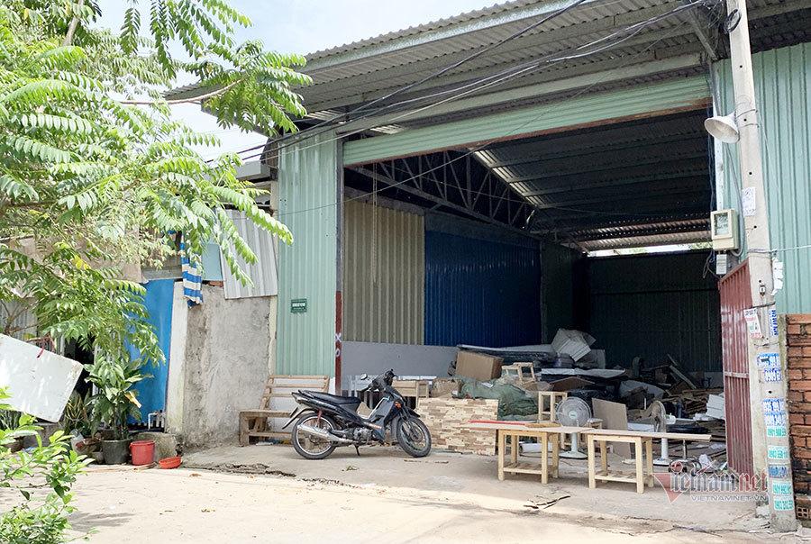 Nhà xưởng không phép của 'quan' quận Thủ Đức chỉ tháo dỡ… cầm chừng