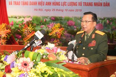 Phát huy quan hệ đặc biệt hiếm có Việt - Lào mãi trường tồn