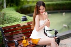 Nhan sắc hot girl bỏ thi Hoa hậu Hoàn vũ Việt Nam 2019
