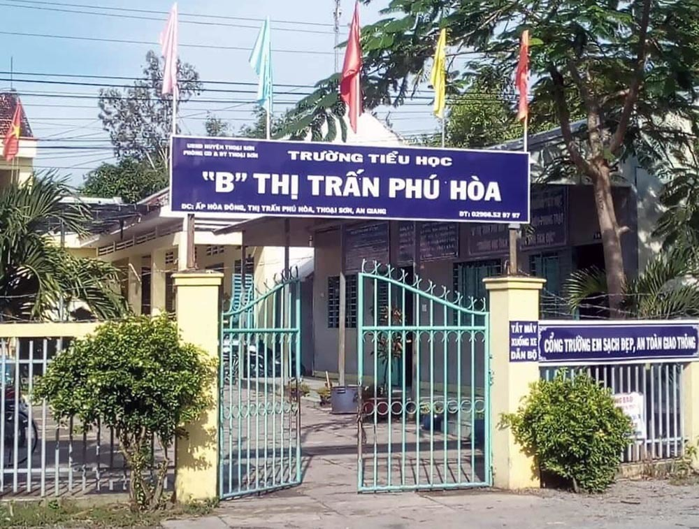 An Giang,phụ huynh