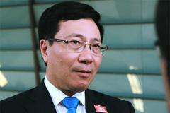 Phó Thủ tướng Phạm Bình Minh nói về xác định danh tính người chết trong container