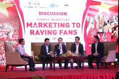 'Tiếp thị thể thao' thu hút nhiều doanh nghiệp Việt