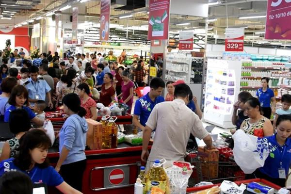 Cơ hội mua hàng trúng xế hộp ở siêu thị Co.opmart