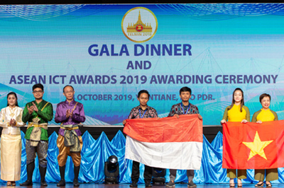 Mạng xã hội học tập của Viettel nhận giải vàng Asean ICT Awards 2019