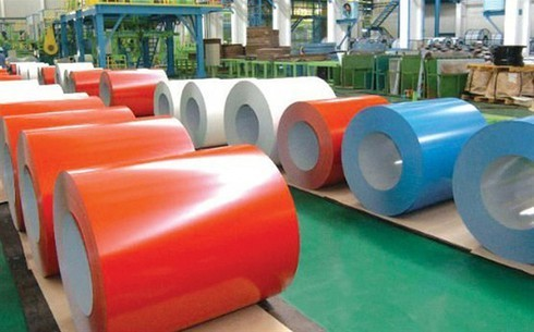 Vietnam imposes anti-dumping duties on colour-coated steel products of RoK and China