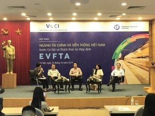 Vietnamese finance market braced for remarkable EVFTA impacts