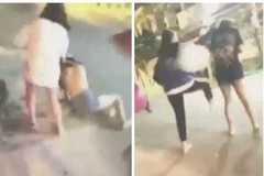 Bị đánh hội đồng, nữ sinh sợ hãi nói do té xe