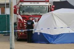 Thế giới ngầm tàn khốc nơi xảy ra vụ 39 người chết trong xe tải
