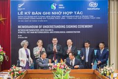 New Zealand to provide Vietnam with weather intelligence