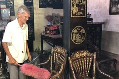 100-Pillar House attracts visitors to Dong Thap province