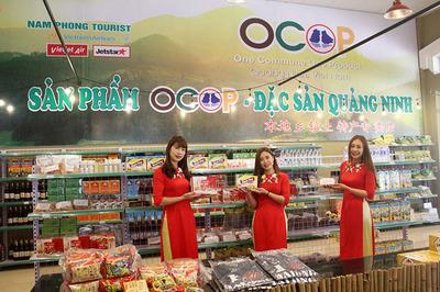 'Trái ngọt' từ Chương trình OCOP Quảng Ninh