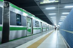 Hanoi's first metro line conducts trial run again, official start unknown
