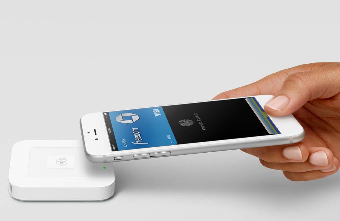 Apple Pay,Thanh toán không dùng tiền mặt