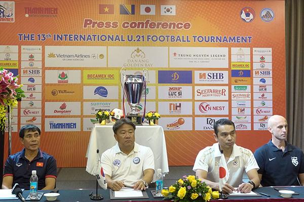 U21 Việt Nam,giải U21 quốc tế 2019