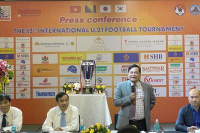 U21 Việt Nam quyết vô địch giải U21 quốc tế