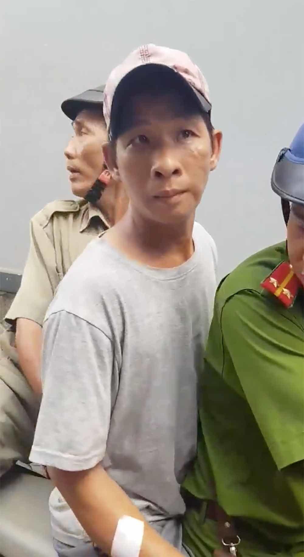 Tạm giữ cha dượng hành hạ, dí thuốc lá vào vùng kín bé gái 6 tuổi