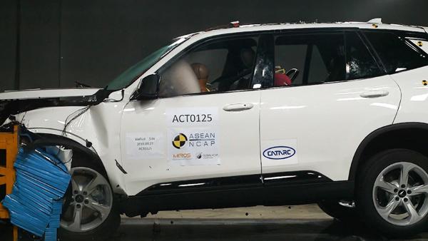 4 mẫu xe đạt chuẩn an toàn ASEAN NCAP 5 sao ở Việt Nam