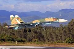 Không quân Việt Nam nhận lại hàng loạt tiêm kích Su-27