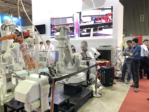 Experts say Vietnam demand for machinery to keep growing