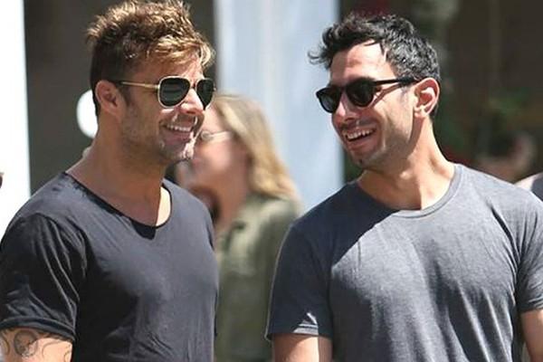 Ricky Martin và bạn đời đồng giới đón con thứ 4