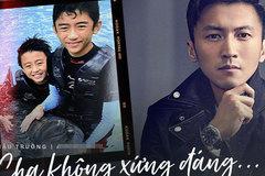 """Tạ Đình Phong có thể là gã nhân tình lý tưởng của Vương Phi nhưng vĩnh viễn là """"ông bố thất bại"""" trong mắt con trai mình"""
