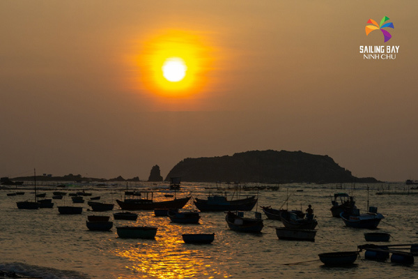 thiên đường gió,du lịch Ninh Chữ